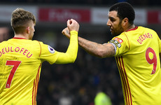 Troy Deeney facing no disciplinary action for middle-finger gesture to Chelsea fans