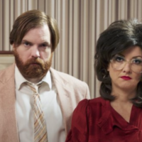 Someone made a complaint about an episode of Bridget and Eamon over its 'redhead discrimination'