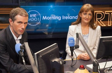 Despite dropping 25,000 listeners in a year, Morning Ireland is still by far the most listened to radio show