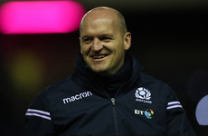 Townsend makes 6 changes to Scotland team to face France after opening setback against Wales