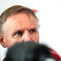 Schmidt demanding Ireland 'to keep scoring, keep driving forward'