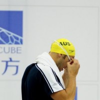 Thorpe 'up against it' in bid to win Olympic spot for Australia