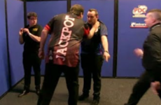 Adrian Lewis handed three-month suspended ban over heated altercation