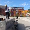 Dublin City's Weaver Park nominated for a European urban park prize