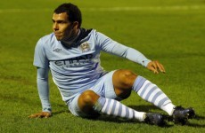 Mancini: Tevez could return to face Chelsea next week