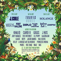 Cardi B, Solange and Travis Scott are all playing Longitude this year
