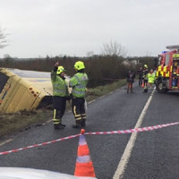 Witnesses sought to Limerick school bus collision