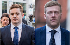 Jury taken to Paddy Jackson's home to scene of alleged rape