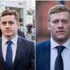 Jury taken to Paddy Jackson's home to scene of alleged rape