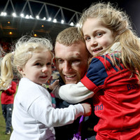 'He's in the mould of Anthony Foley' - Keith Earls' journey to the top