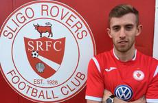 Scottish forward joins Sligo Rovers on loan from Hearts