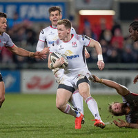 Gilroy hat-trick crowns Ulster demolition job on Kings to begin Gibbes reign
