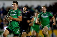 Farrell try fuels Connacht win over conference rivals Ospreys