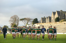 Injured trio Clifford, O'Shea and Crowley miss out as Kerry face Monaghan