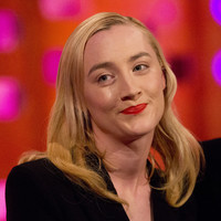 Saoirse Ronan told Graham Norton a gas story about how nobody at a Lady Bird screening in LA recognised her