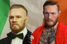 Dublin's Wax Museum is scrapping with Madame Tussauds on Facebook over their new Conor McGregor waxwork