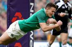 Ireland's attack on top, Larmour's first cap and barnstorming Bundee