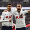 Kane header settles London derby to lift Spurs into third