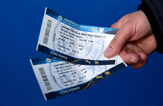 Real match tickets are becoming a thing of the past - it's the week's best sportswriting