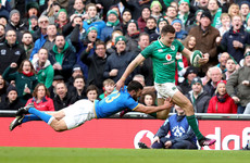 Stockdale shows thirst for tries with clinical late finish