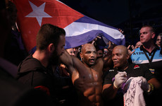 Yoel Romero defeats Luke Rockhold with brutal third-round knockout