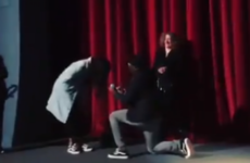Idris Elba proposed to his girlfriend Sabrina Dhowre at a screening of his new movie