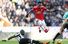 As it happened: Newcastle vs Man United, Premier League