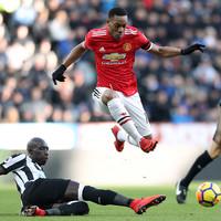 As it happened: Newcastle vs Man United, Premier League