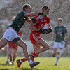 Donnelly hits stunning late point to grab win for Tyrone as Kildare suffer third league defeat