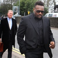 Chisora's boxing license revoked by BBBC - Warren