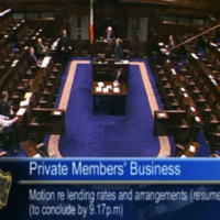 Opposition TDs slam government absence during Dáil mortgages debate