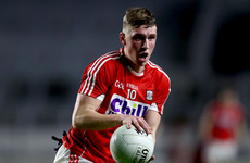 Cork finish with 13 men but claim victory over Louth that puts them top of Division 2