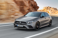 Mercedes-Benz has lifted the covers off its all-new A-Class