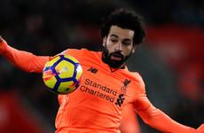 Liverpool goal hero Salah 'not surprised' he can't stop scoring