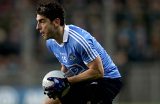 Brogan's Dublin career hangs in balance after cruciate injury - report