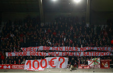 Uefa orders Anderlecht to partially refund Munich fans despite fine for ticket protests