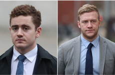 Rugby rape case: Alleged victim denies she 'had sex with a number of men' after going to home uninvited