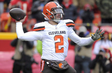 Johnny Manziel announces he has stopped drinking following bipolar disorder diagnosis