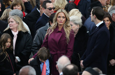 Donald Trump Jr's wife hospitalised after opening letter containing white powder