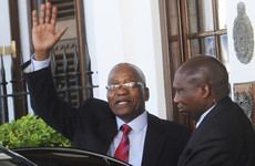 South Africa's ruling party has decided to oust scandal-tainted President Zuma - reports