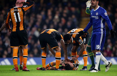 Hull City's Mason forced to retire a year after fracturing skull in Premier League game against Chelsea