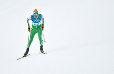 'I'm very happy with that' - Ireland's Westgaard finishes 62nd at Winter Olympics
