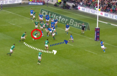 Analysis: The most relevant Ireland try before Schmidt's men meet Wales