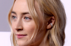 Saoirse Ronan revealed that she played on the boys' GAA team when she was growing up
