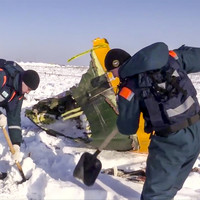 Ice on sensors 'may have been cause' of Russian plane crash
