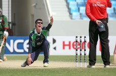 Momentum: Ireland win again on Twenty20 trail