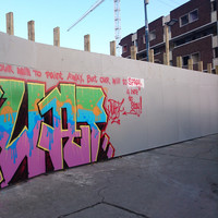 Famous graffiti wall behind Bernard Shaw pub to be demolished to make way for 260-flat complex