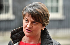 DUP will not sign off on stand-alone Irish Language Act, Arlene Foster says