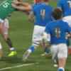 Italian U20 star handed four-week ban for tip tackle in Dublin