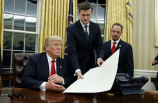 FBI chief contradicts White House timeline on Trump aide Rob Porter's security clearance